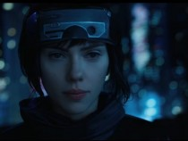 'Ghost In The Shell' New Trailer Shows Scarlett Johansson In Action