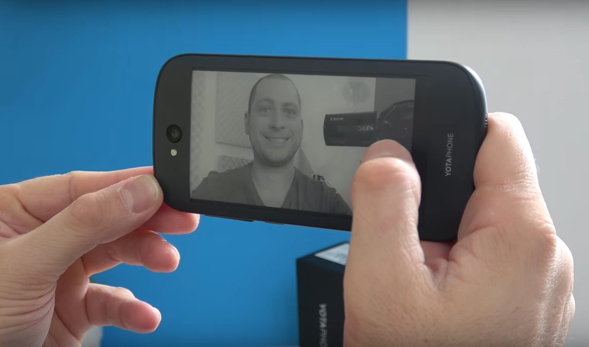 YotaPhone 2: A $115 Smartphone With Two Displays