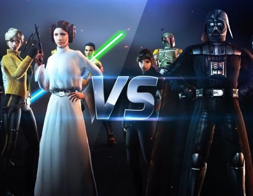 Star Wars: Force Arena Latest Balance Patch Revealed; Including All The Big Changes That Will Excite You