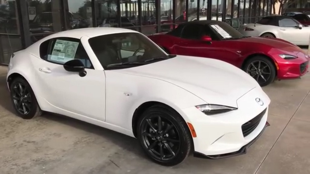 Finally, Our 2017 Mazda MX-5 Is Arriving This Month