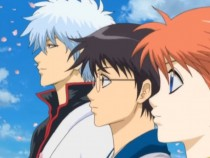 'Gintama' Season 3 Heads To U.S.; Live Action Movie Reveals New Posters Of More Characters