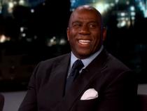 NBA Legend Magic Johnson Returns As LA Lakers Adviser