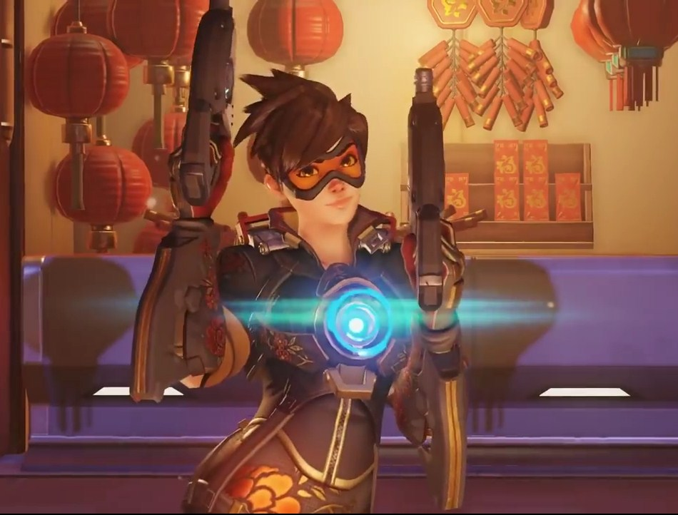 Overwatch: Year Of The Rooster Is Now More Popular Because Of Lunar New Year Elements?