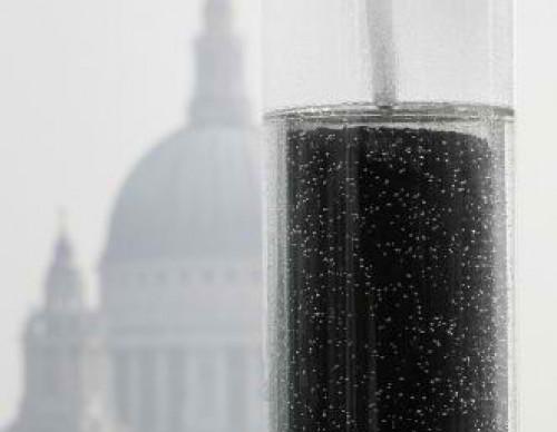 Jean-Christophe Novelli Drinks Thames River Water
