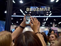 The Samsung Experience At VidCon 2016