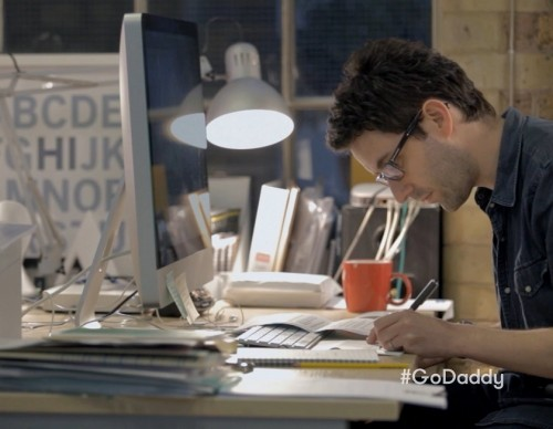 Working | GoDaddy Big Game Commercial