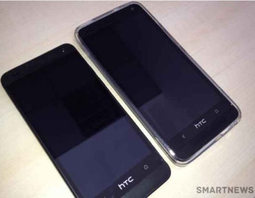 Black HTC One mini Leak