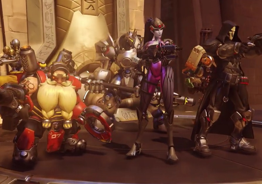Overwatch Flirting Pro Gamers Banned By New Pro Gaming Rule?