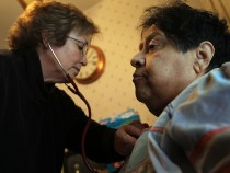 Nurse Makes House Calls To Low-Income Patients