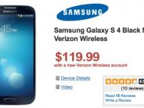 Verizon Samsung Galaxy 4