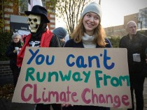 Heathrow Expansion Protesters Appear In Court Charged With Wilful Obstruction