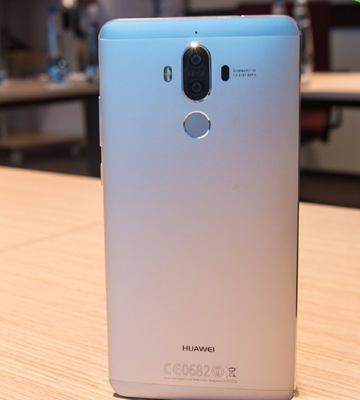 Huawei Mate 9 International Giveaway!