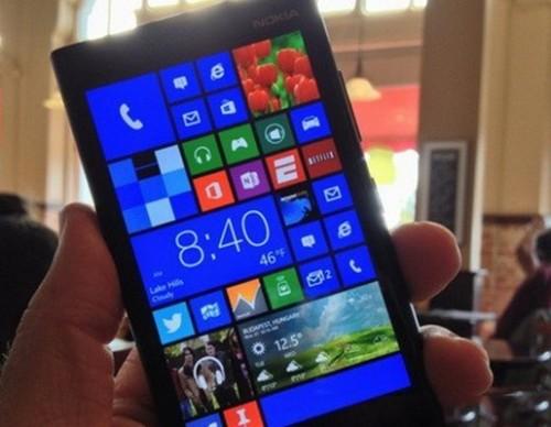 Purported Nokia 'Bandit' phablet
