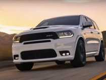 2018 Dodge Durango SRT: Showing Off With Its 475 Horsepower