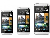 HTC One Mini, HTC One, HTC One Max Render