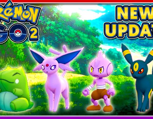 Pokemon Go Guide: How To Evolve Gen 2 Pokemon