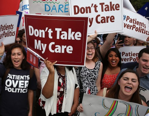 Supreme Court Rules In Favor Of Obamacare In Landmark Healthcare Case