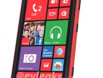 Leaked Image Of Red Nokia Lumia 1020