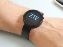ZTE Joins Android Wear Fray With The Quartz Smartwatch