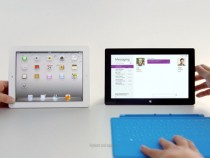 Surface RT Vs. iPad Commercial