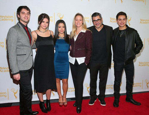 The Television Academy Presents An Evening With 'The Fosters' - Arrivals