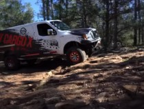 Nissan NV Cargo X: The Most Epic Off-Road Van