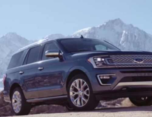 2018 Ford Expedition: Bigger, Lighter And Better