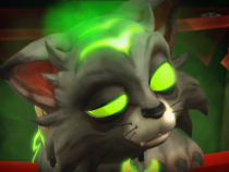Meet Mischief – The New Warcraft Pet