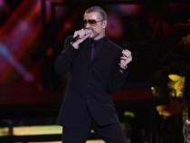 George Michael Performs In Milan