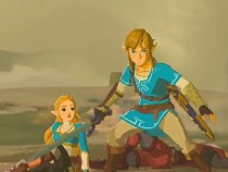 Is Link Going To Talk In The Legend Of Zelda: Breath Of The Wild?