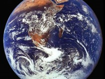 The Crew Of Apollo 17 Took This Photograph Of Earth In December 1972 While The Spacecraf...