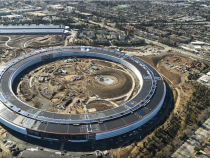 Apple's 'Flying Spaceship' HQ Is Self-Sufficient For Minimal Environmental Impact