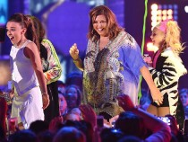 New Board Nickelodeon's 28th Annual Kids' Choice Awards - Show