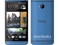 Leaked Render Of HTC One In Blue Color