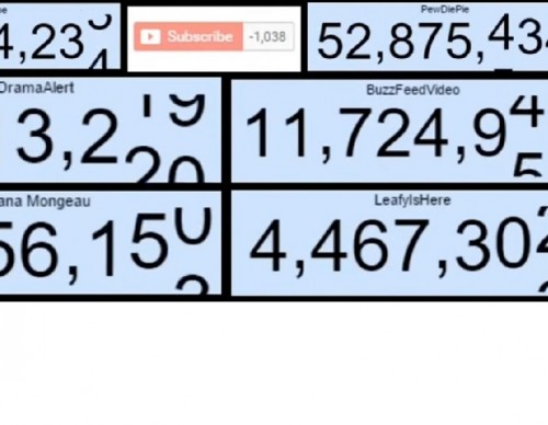 Lost More Than Million Sub In a Day - Biggest YouTube Bug GLITCH
