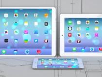 12.9-inch iPad Render