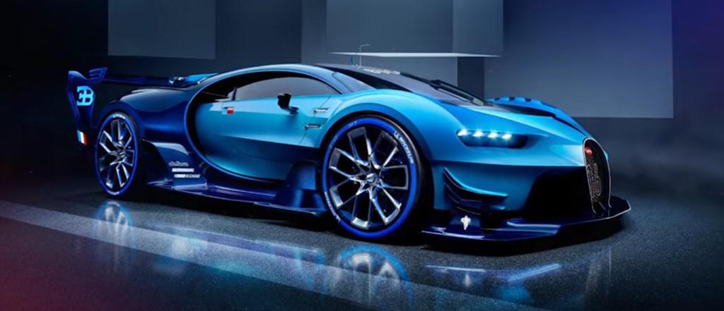 2017 Bugatti Chiron: A 1500 Horsepower Overkill