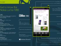 Nokia Lumia 1080 concept design
