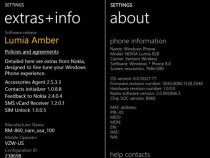 Verizon Nokia Lumia 928 Amber Update