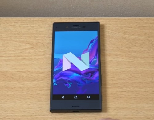 Sony Restarts Android Nougat Update Rollout For Some Xperia Devices