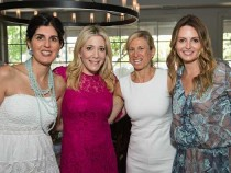 DELGATTO Hosts Luncheon To Celebrate Partnership With The Dubin Breast Center Of The Tisch Cancer Institute at Mount Sinai