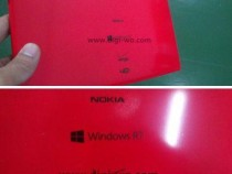 Leaked Image Of Nokia Windows RT Tablet