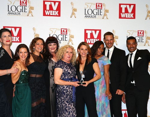 2015 Logie Awards - Awards Room