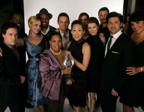 New Board 33rd Annual People's Choice Awards - Portraits
