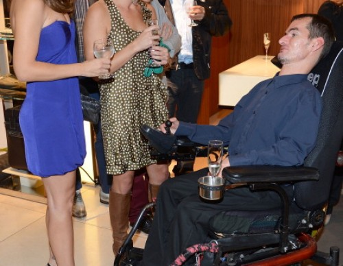 An Evening In Honor Of The Muscular Dystrophy Association With Canali And LA Confidential