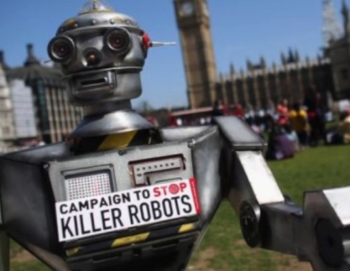 'Terminator Conundrum' Feared By Robotics Scientists As AI Arms Race Gets Heated