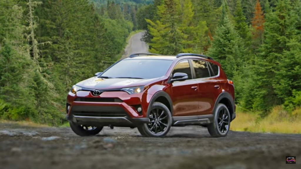 2018 Toyota RAV4 Review: Ready For An Off-Road Adventure