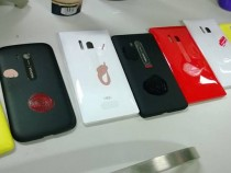 Leaked Outer Shell Of Red Lumia 928
