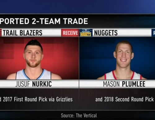 GameTime: Trades and Rumors