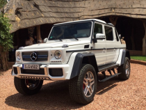 Mercedes Maybach G650 Landaulet Will Come In Fall With Just 99 Units